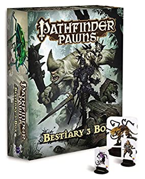 Pathfinder Pawns  Bestiary 3 Box