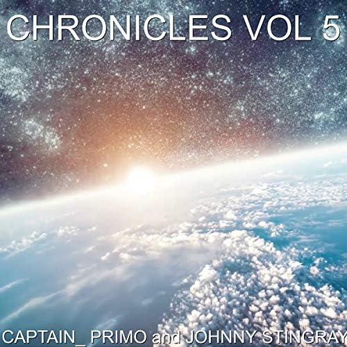 Johnny Stingray Lightning & Captain Primo
