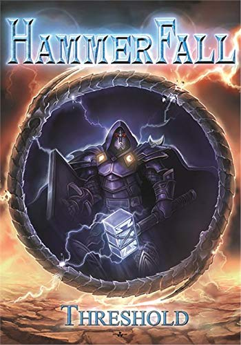 Hammerfall - Threshold Flagge