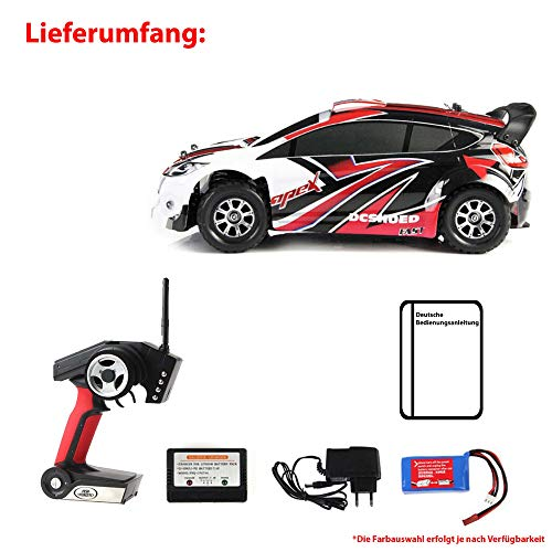 RC Auto kaufen Rally Car Bild 6: Wltoys A949 1 18 2 4GHz 4WD R C Rally Car 50kmH schnell*