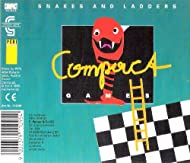 Snakes & Ladders Vintage Magnetic Compact Game
