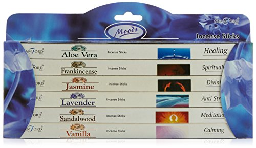 Stamford Moods Incense Gift Pack