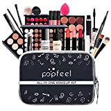 BELLESKY All In One Makeup Kit 24 Piece Multi-Purpose Makeup Gift Set Full Makeup Essential Starter Kit for Girls and Women