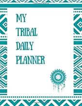 My Tribal Daily Planner: This is a 30 Day Tribal Daily Planner that makes a perfect Busy Mom or Student gift for men or women. It's 8.5