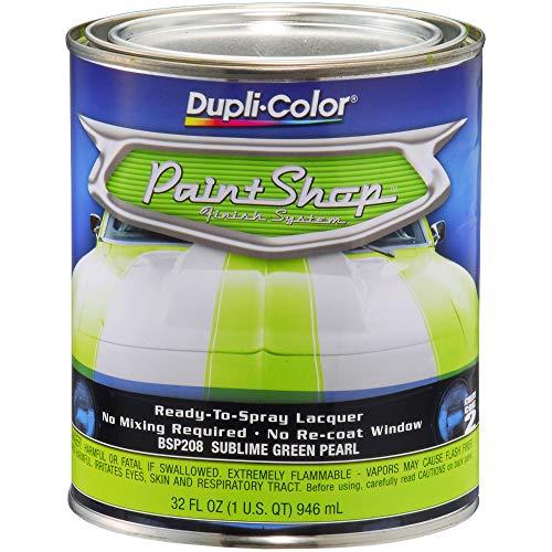 Dupli-Color Pearl Paint Shop Finish System Sublime Green 32 oz. (BSP208)
