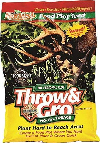 Evolved Habitats Harvest Throw and Gro, 5-Lbs.
