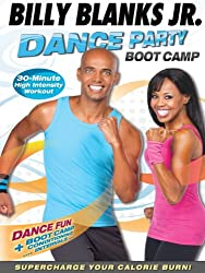 "cover of ""Billie Banks Jr. Dance Party Boot Camp"""