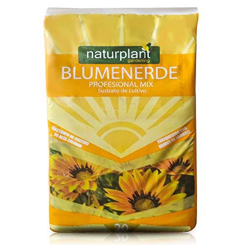 NATURPLANT SUSTRATO Premium BLUMENERDE 20 L
