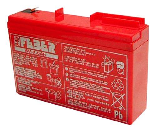 Famosa Feber 800004279 - Batería