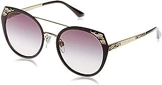 Designer Sunglasses Bundle: Bvlgari Women's BV6095 Sunglasses & Carekit