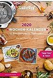 meinZauberTopf Wochenkalender 2020 für den Thermomix ® TM5® TM31 TM6 - Redaktion meinZauberTopf