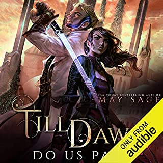 Till Dawn Do Us Part audiobook cover art