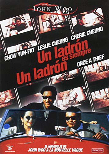 Un Ladron Es Siempre Un Ladron [DVD]