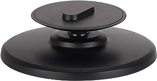 エコースポット用スタンド Migavan Amazon Echo Spotスマートスピーカーアクセサリーと互換性のある360度回転磁気ブラケットホルダーベーススタンド