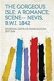 The Gorgeous Isle: A Romance; Scene-- Nevis, B.W.I. 1842 (English Edition)