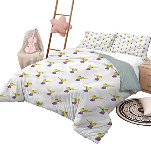 Hummingbird Bettbezug-Set Größe D...
