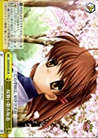 ヴァイスシュヴァルツ Key 20th Anniversary ヴァイス 桜舞い散る坂道CR Kcl/W78-039 クライマックス 黄