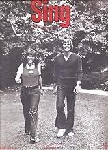 Sheet Music 1972 Sing The Carpenters 84