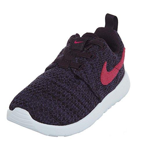 Nike Boys Roshe One (TD) Toddler Shoe Port Wine/Pink Prime-Dark Raisin-White 9C
