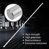 Machine de moulage par injection de surface lisse d'arbre linéaire de mouvement linéaire de tige de rail pour des machines automatiques d'équipement de haute précision(500mm)