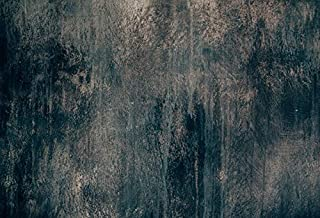 Baocicco 5x3ft Grunge Backdrop Cement Wall Concrete Wall Gloomy Blackboard Photography Background Wallpaper Decor Shabby Chic Birthday Party Children Adults Artistic Portrait Studio Props