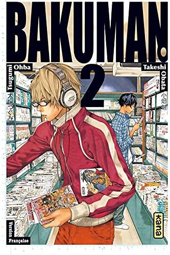 Bakuman - Tome 2 (Shonen)
