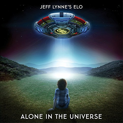 Jeff Lynne's Elo-Alone in the Universe