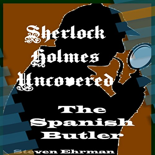 The Spanish Butler audiobook cover art