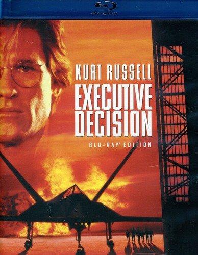 Executive Decision [Edizione: Stati Uniti] [Reino Unido] [Blu-ray]