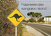 Faszinierendes Kangaroo Island (Tischkalender 2022 DIN A5 quer): Naturparadies von wilder Schoenheit (Monatskalender, 14 Seiten )