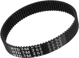 extra Light passo 1//12,7/cm 3//20,3/cm Gates 130/x L037/PowerGrip Timing Belt 65/denti 33/cm di larghezza passo lunghezza