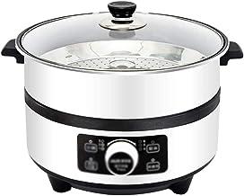 DYXYH Levage électrique intelligent Hot Pot, automatique de Split électrique Ménage à vapeur, multifonctions Un pot Chauff...