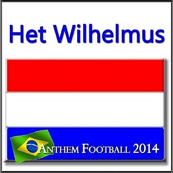 Het Wilhelmus (Anthem Football 2014)