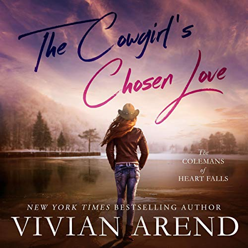 The Cowgirl's Chosen Love cover art