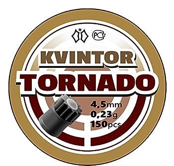 Kvintor Tornado Light Air Gun Pellets .177 Caliber Lead-Free 150ct