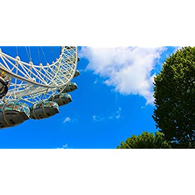 Ultimate 4D Experience at The London Eye for Two - Tinggly Voucher / Gift Card in a Gift Box