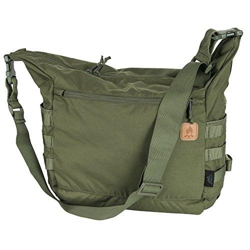 BUSHCRAFT Saddle Bag - Cordura - Olive Green