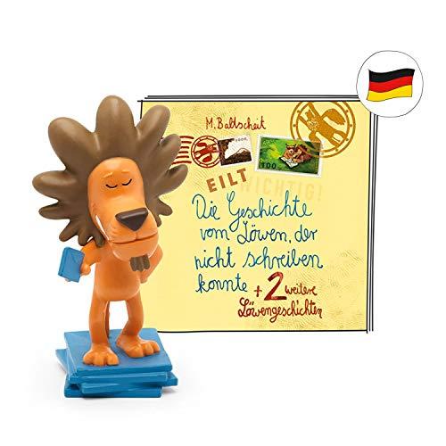 tonies Hörfiguren für Toniebox - Die Geschichte vom Löwen und 2 weitere Geschichten - ca. 50 Min. - Ab 4...