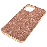 Swarovski Funda para smartphone High, iPhone® 12 Pro Max, Tono oro rosa