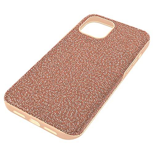 Swarovski Funda para smartphone High, iPhone 12 Pro Max, Tono oro rosa
