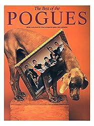 The Best Of The Pogues. Partitions pour Piano, Chant et Guitare(Boîtes d\'Accord)