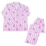 Desshok Ensembles de Pyjama Femme Haut à Manches Longues + Pantalon Bangtan Boys BT213...
