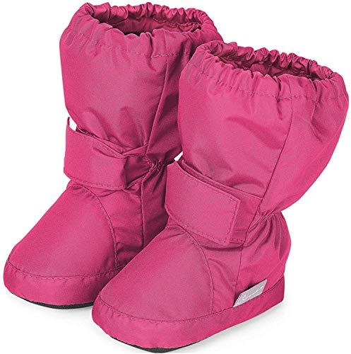 Sterntaler Mädchen Baby Stiefel mit Klettverschluss, Farbe: Magenta, Größe: 19/20, Alter: 12-18 Monate, Artikel-Nr.: 5101510