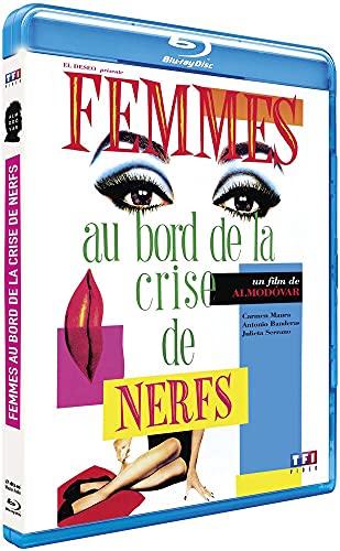 Femmes au bord de la crise de nerfs [Italia] [Blu-ray]