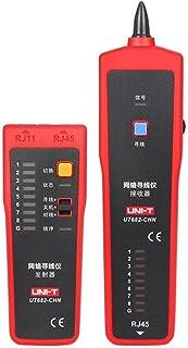 Rekkles Función de la Red Uni-T UT682-CHN multifunción buscadores Cable del perseguidor