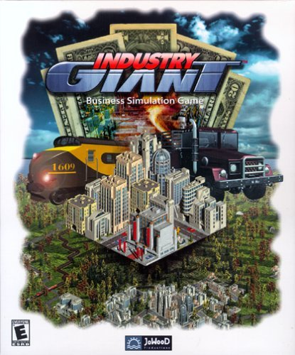 Industry Giant: A Business Simulation - PC by JoWood