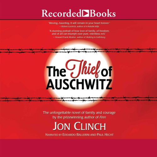 The Thief of Auschwitz audiobook cover art