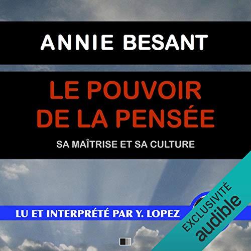 Le pouvoir de la pensée audiobook cover art