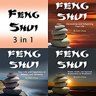 Feng Shui: 3 in 1: Ancient Basics and Techniques for Serenity and Balance cover art
