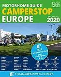 Motorhome guide Camperstop Europe 27 countries 2020 GPS